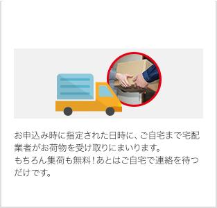 その6.ラクラク便利♪宅配買取