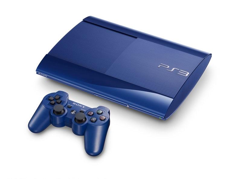 PS3(プレイステーション3/プレステ3)CECH-4000系アズライト・ブルーなど計15点を