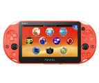 PS Vita(プレイステーションヴィータ/ピーエスヴィータ)PCH-2000系ネオン・オレンジ(Wi-Fiモデル)など計19点を
