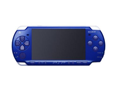 PSP(プレイステーションポータブル/ピーエスピー)2000系メタリック・ブルーなど計10点を
