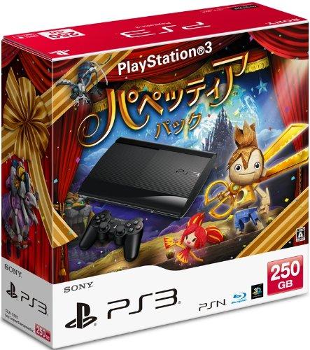 PS3(プレイステーション3/プレステ3)CECH-4200,4300系パペッティアパックなど計12点を