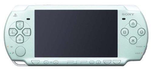 PSP(プレイステーションポータブル/ピーエスピー)ミント・グリーン(2000MG)など計6点を