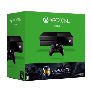 Xbox One (Halo: The Master Chief Collection 同梱版)の画像