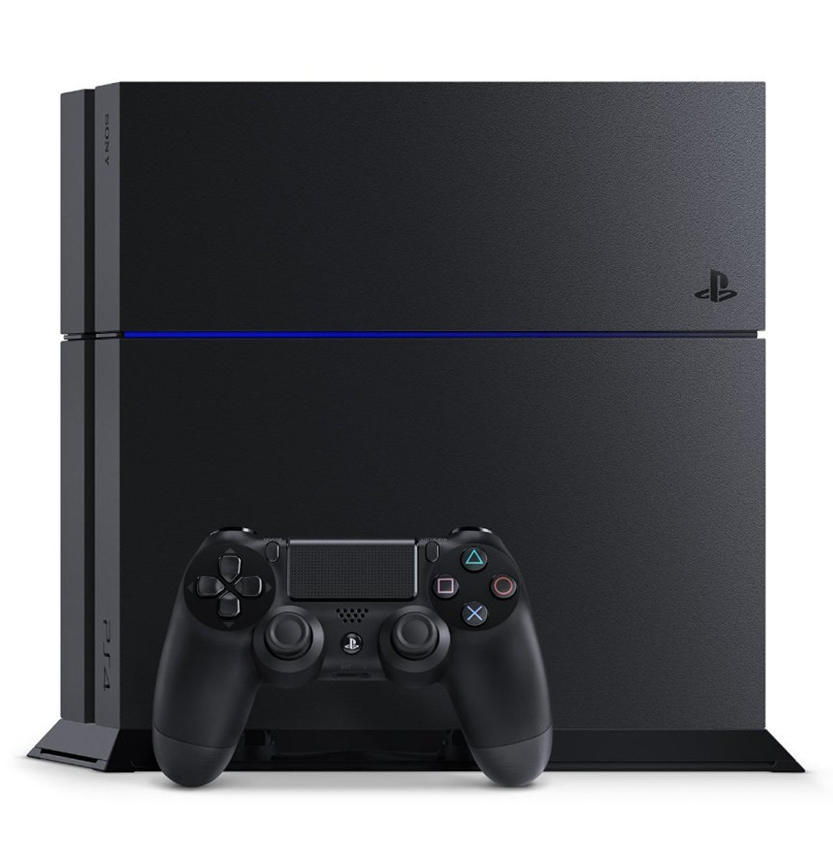PS4(プレイステーション4/プレステ4)CUH-1000AB01 ジェットブラックなど計5点を