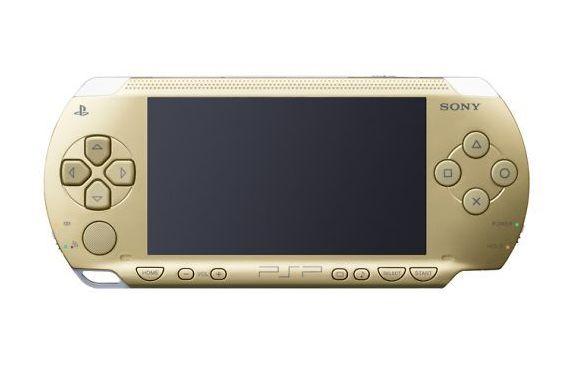 PSP(プレイステーションポータブル/ピーエスピー)シャンパンゴールド (1000CG)など計7点