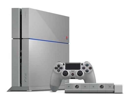 PlayStation®4 20周年アニバーサリー エディションの画像