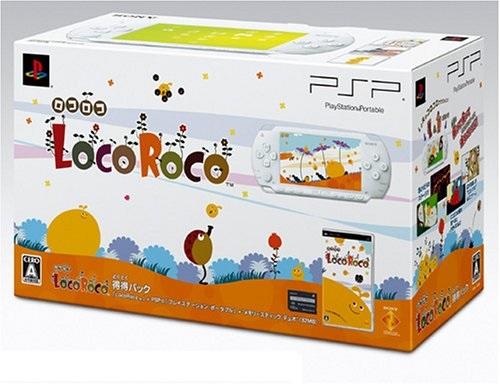 PSP LocoRoco 得得パックの画像