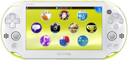 PS Vita(プレイステーションヴィータ/ピーエスヴィータ)ライムグリーン/ホワイトなど計12点を