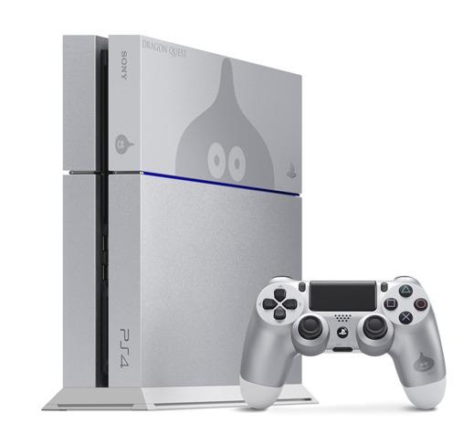 PS4メタルスライム エディションの画像