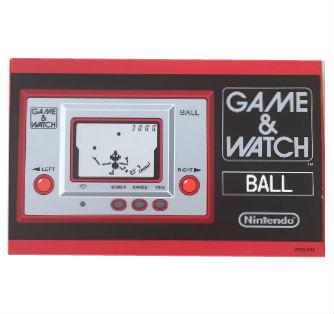 ゲーム&ウオッチ ボール 復刻版の画像