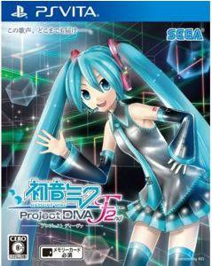 初音ミク -Project DIVA- F2nd PSVita 239x300の画像