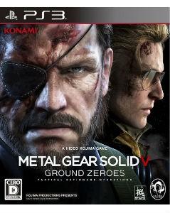 PS3 メタルギアソリッドV グラウンド・ゼロズ 239x300の画像