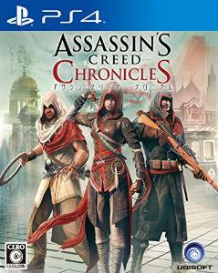 PS4 アサシン クリード クロニクル 239x300の画像