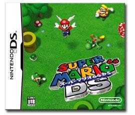 DS(ディーエス)マリオシリーズの画像