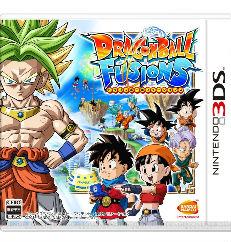 3DS ドラゴンボールフュージョンズ 大の画像