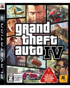 PS3 グランド・セフト・オートIV 239x300の画像