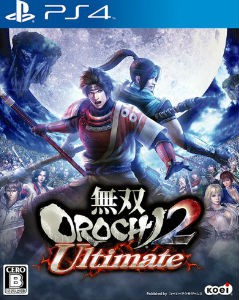 PS4 無双OROCHI 2 Ultimate 239x300の画像