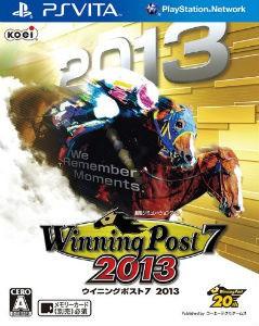 PSVita ウイニングポスト7 2013 大の画像
