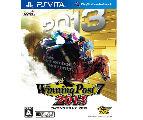 PSVita ウイニングポスト7 2013など8点のPSVITA(プレイステーションヴィータ/プレステヴィータ)ゲームソフトを