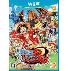 Wii U ワンピース アンリミテッドワールド レッド (ONE PIECE UNLIMITED WORLD R) 大の画像