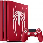 PS4Pro CUHJ-10027 Marvel's Spider-Man Limited Editionの画像