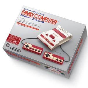 ニンテンドークラシックミニ ファミリーコンピューター