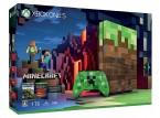 Xbox One S 1TB Minecraft リミテッド エディション