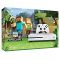 Xbox One S 500GB Ultra HD (Minecraft 同梱版)