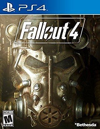 フォールアウト4 通常版 PS4の画像