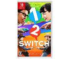 Nintendo Switch(ニンテンドースイッチ)ゲームソフト「1-2-Switch」など8点を
