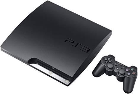 PlayStation3チャコール・ブラック(CECH-2500A)(160GB)の画像