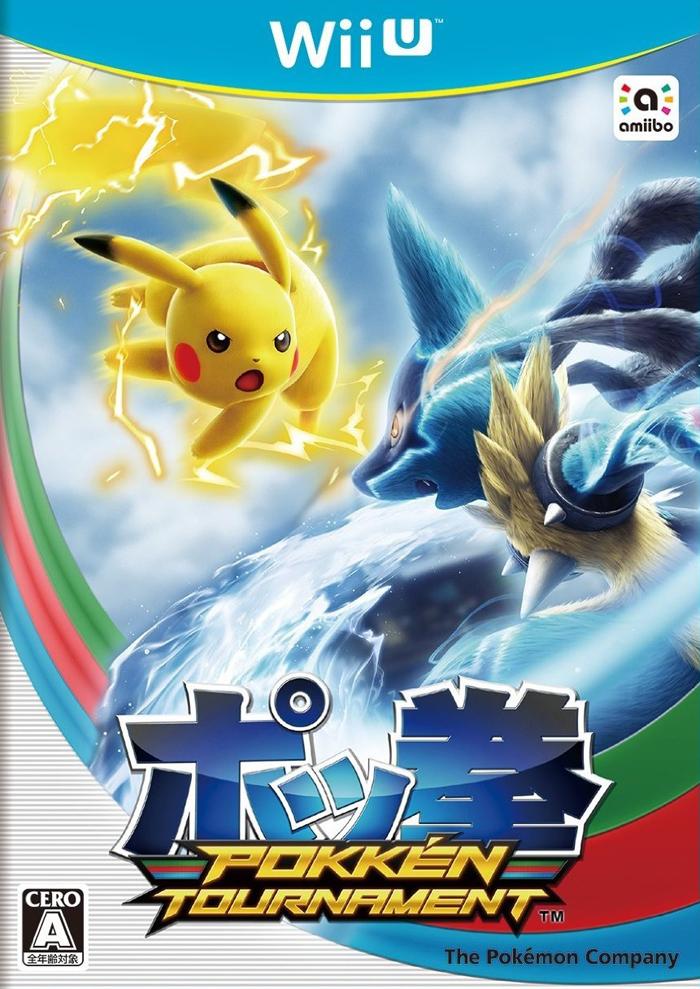 Wii U ポッ拳 POKKÉN TOURNAMENTの画像