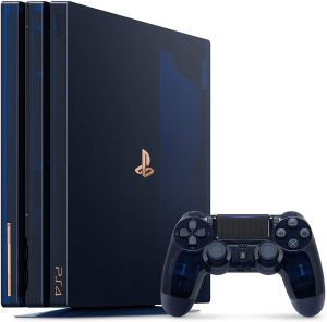 PlayStation 4 7100 Pro 500 Million Limited Edition