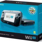 Wii U プレミアムセット(kuro)の画像