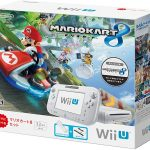Wii U マリオカート8 セット シロの画像