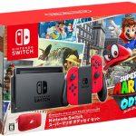 Nintendo Switch スーパーマリオ オデッセイセットの画像