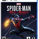Marvel's Spider-Man:Miles Morales 通常版の画像