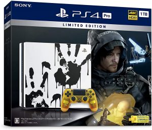 DEATH STRANDING LIMITED EDITION