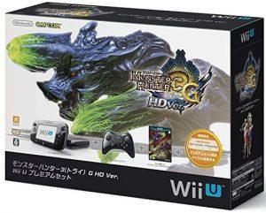 モンスターハンター3(トライ)G HD Ver. Wii Uプレミアムセット