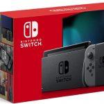 Nintendo Switch 本体 (ニンテンドースイッチ) Joy-Con(L)/(R) グレー(バッテリー持続…の画像